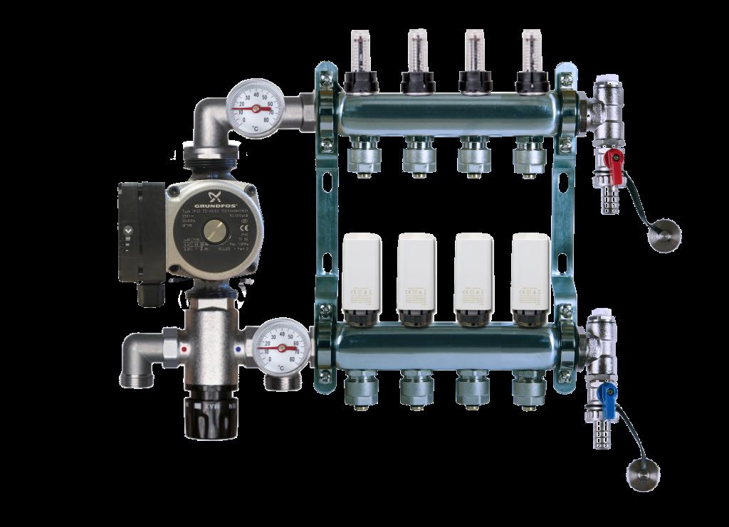 Grundfos Automatic Manifold