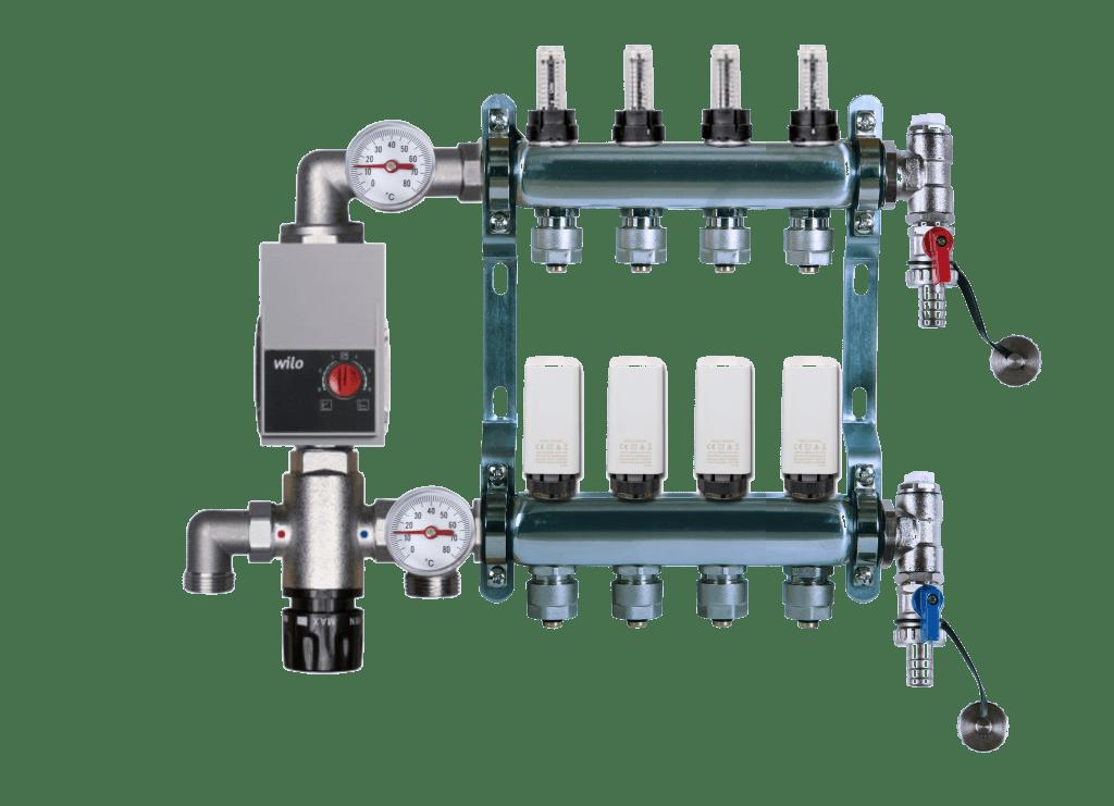 Components – Wunda | Wunda Underfloor Heating Wiring Diagram |  | Wunda